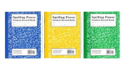 Spelling Power Student Record Books